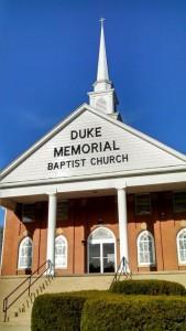 Duke Memorial